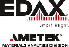 Logo Ametek GmbH - EDAX Business Unit