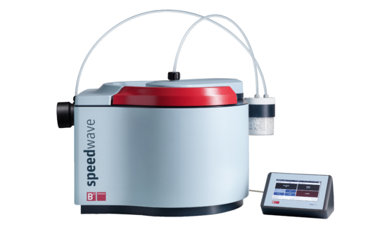 Speedwave Microwave Digestion - the Matching Device for Every Microwave Digestion Task