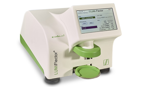 Inline & Atline MRS Spectrometer for Determination of Product Properties within a Few Seconds
