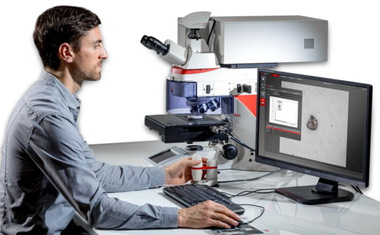 2-In-1 Solution for Visual & Chemical Material Analysis of Microstructures Saves 90% Time