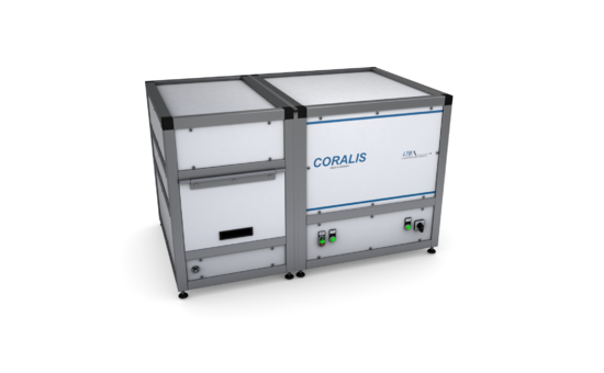 Chemical Analysis of Materials within Seconds: Imaging, Molecular & Elemental Analysis in One